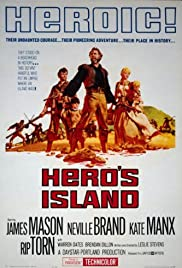 Hero's Island(1962) Poster - Movie Forum, Cast, Reviews