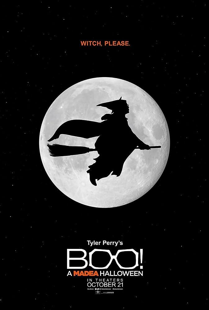 Ver Boo! A Madea Halloween (2016) online GRATIS