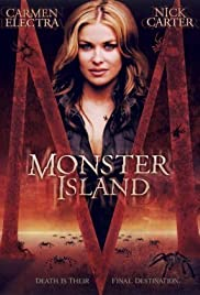 Monster Island (2004) Poster - Movie Forum, Cast, Reviews