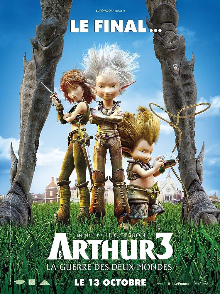4rthur 3: Th3 W4r 0f th3 tw0 W4rl0rds (2010)