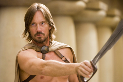 Kevin Sorbo in Meet the Spartans (2008)