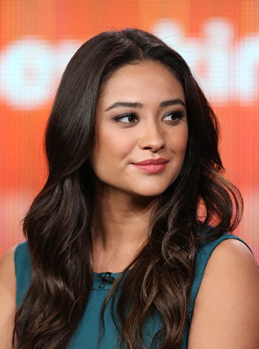Shay Mitchell at Pretty Little Liars (2010)