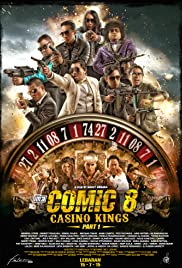 Comic 8: Casino Kings Part 1 (2015)