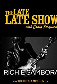 The Late Late Show with Craig Ferguson: Behind the Scenes with Richie Sambora & Larry King - Part 2 Poster
