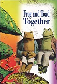 Frog and Toad Together Poster