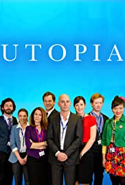 Utopia Poster - TV Show Forum, Cast, Reviews
