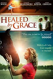 Healed by Grace Poster