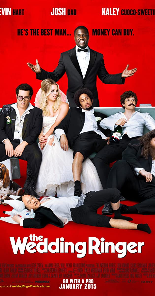 the wedding ringer imdb