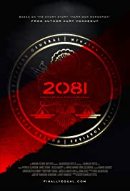 2081 (2009) Poster - Movie Forum, Cast, Reviews