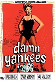 Damn Yankees (1958) Poster - Movie Forum, Cast, Reviews