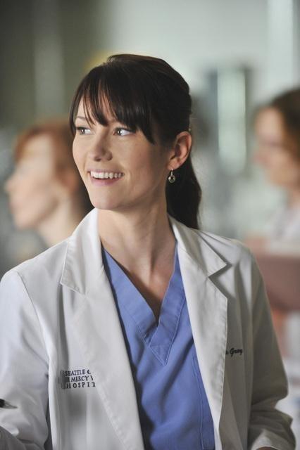 Chyler Leigh in Grey's Anatomy (2005)