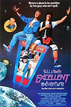 ver Las alucinantes aventuras de Bill y Ted