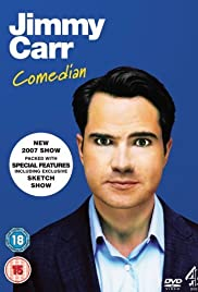 Jimmy Carr: Comedian Poster