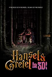 Hansel and Gretel in 3D Poster