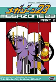 Megazone Twenty Three Part II Poster