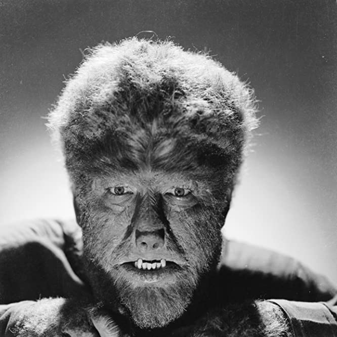 Lon Chaney Jr. in The Wolf Man (1941)