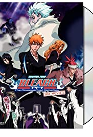 Gekijô ban Bleach: The DiamondDust Rebellion - Mô hitotsu no hyôrinmaru Poster