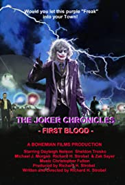 The Joker Chronicles: First Blood Poster