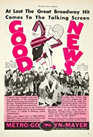 Good News (1930) Poster - Movie Forum, Cast, Reviews