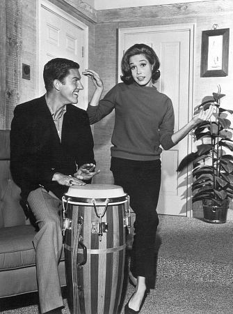Dick Van Dyke and Mary Tyler Moore on
