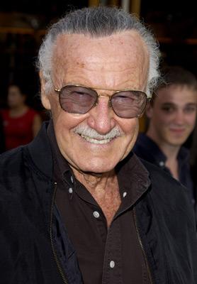 Stan Lee at Hulk (2003)