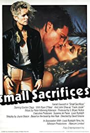 Small Sacrifices Poster