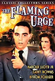 The Flaming Urge Poster