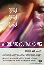 Where Are You Taking Me? Poster