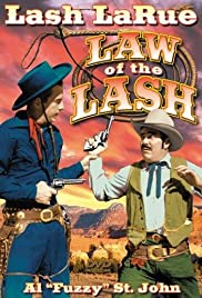 Law of the Lash Poster