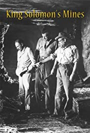 King Solomon's Mines (1937) Poster - Movie Forum, Cast, Reviews