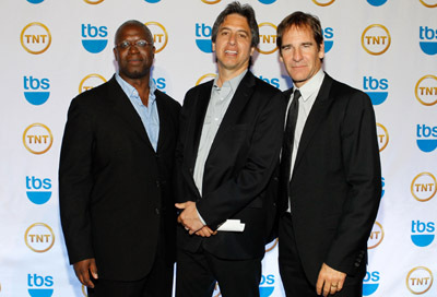 Scott Bakula, Ray Romano, and Andre Braugher
