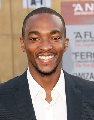 Anthony Mackie at an event for The Hurt Locker (2008)