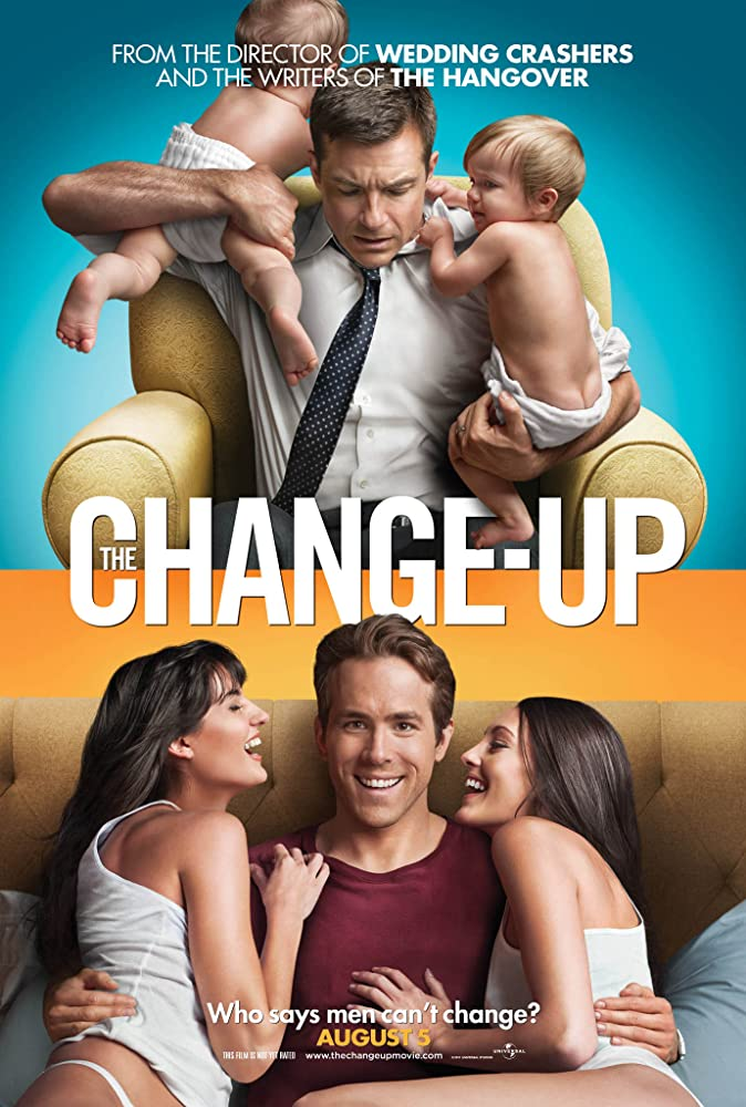 The Change-Up (2011) 1080p BRRip x264 AAC-2 0