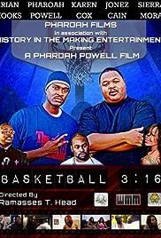 Basketball 3:16 Poster