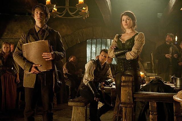 Jeremy Renner, Gemma Arterton, and Thomas Mann in Hansel & Gretel: Witch Hunters (2013)