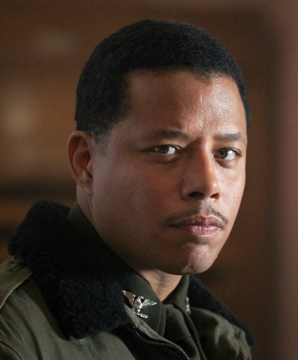 Terrence Howard in Red Tails (2012)