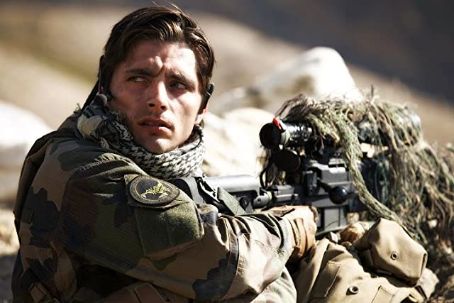 Raphaël Personnaz in Special Forces (2011)