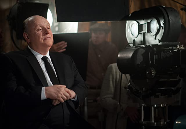 Anthony Hopkins in Hitchcock (2012)