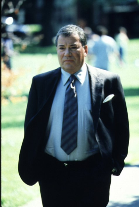 William Shatner in American Psycho II: All American Girl (2002)