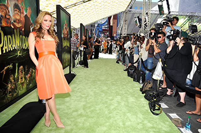 Leslie Mann at ParaNorman (2012)