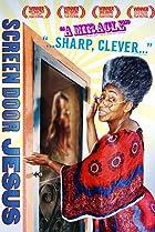 Image of Screen Door Jesus