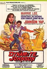 Dynamite Johnson Poster