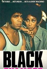Black Shampoo Poster