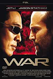 War 2007 BRRip 720p 875MB Dual Audio ( Hindi – English ) AAC ESubs MKV