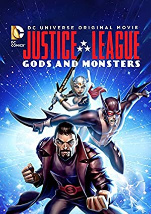 Justice League: Gods and Monsters (2015) Download on Vidmate