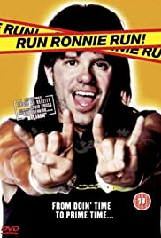 Run Ronnie Run Poster