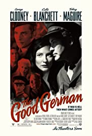The Good German (2006) Poster - Movie Forum, Cast, Reviews