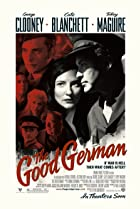 The Good German (2006) Poster