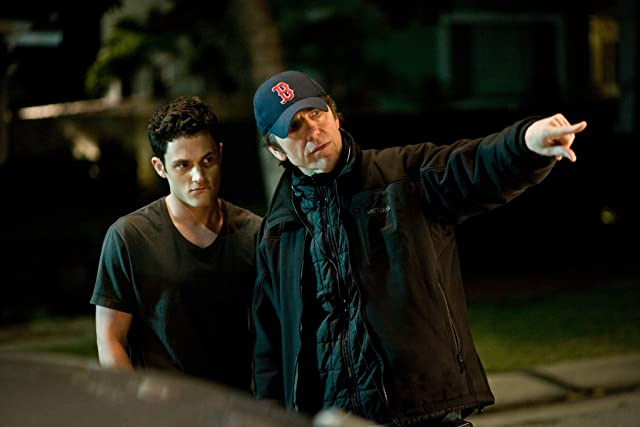 Penn Badgley and Nelson McCormick in The Stepfather (2009)