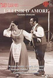 Life of Donizetti Poster